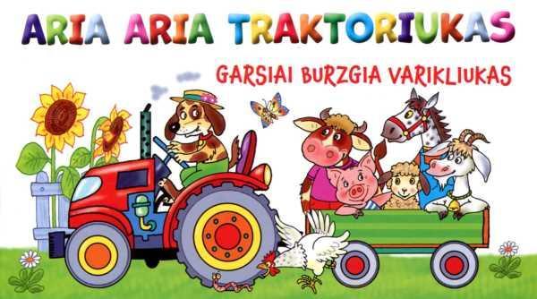 Aria aria traktoriukas |