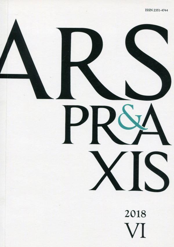 Ars et praxis, VI tomas |