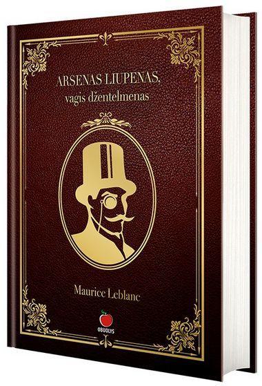 Arsenas Liupenas – vagis džentelmenas   Maurice Leblanc