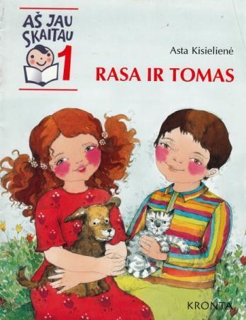 Aš jau skaitau. Rasa ir Tomas | Asta Kiselienė