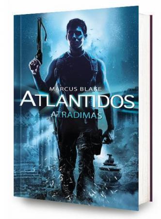 Atlantidos atradimas | Marcus Blake