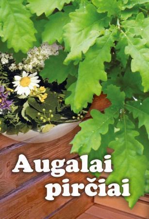 Augalai pirčiai | Red. V. Neverdauskas
