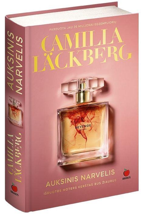 Auksinis narvelis | Camilla Lackberg
