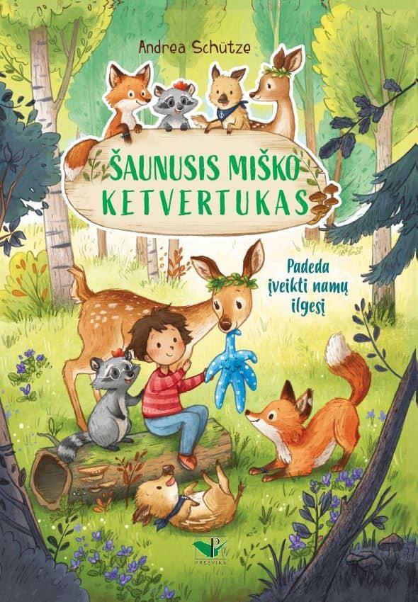 Šaunusis miško ketvertukas   Andrea Schütze