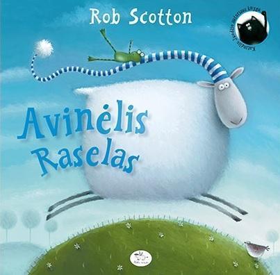 Avinėlis Raselas | Rob Scotton