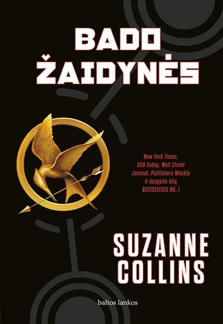 Bado žaidynės | Suzanne Collins