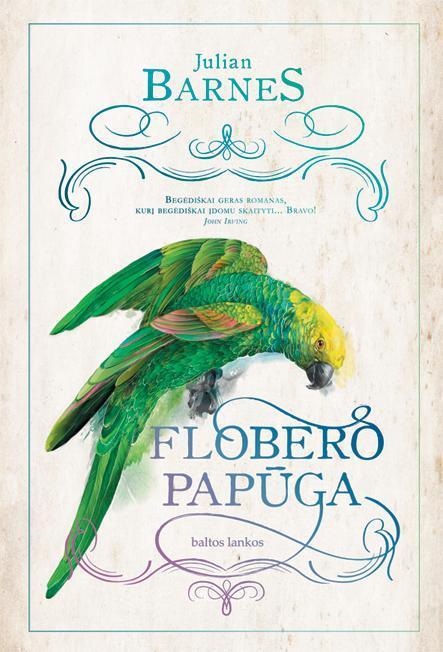 Flobero papūga | Julian Barnes