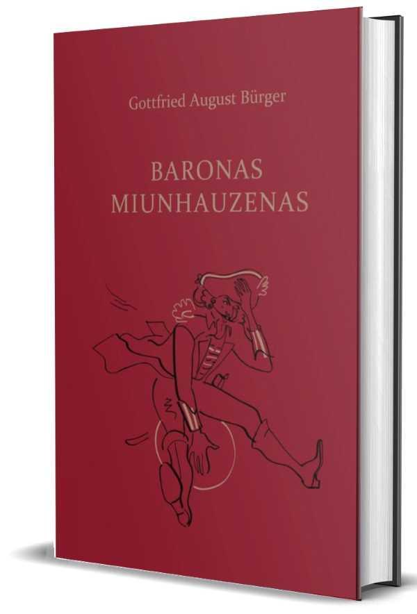 Baronas Miunhauzenas (Munken Premium) | August Gottfried Burger