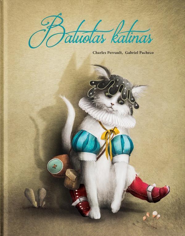 Batuotas katinas | Šarlis Pero (Charles Perrault)