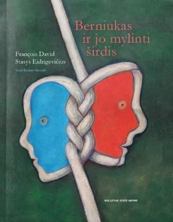 Berniukas ir jo mylinti širdis | Francois David, Stasys Eidrigevičius