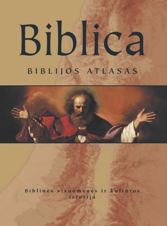 Biblica. Biblijos atlasas   Barry J. Beitzel