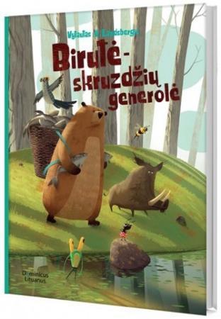 Birutė - skruzdžių generolė | Vytautas V. Landsbergis