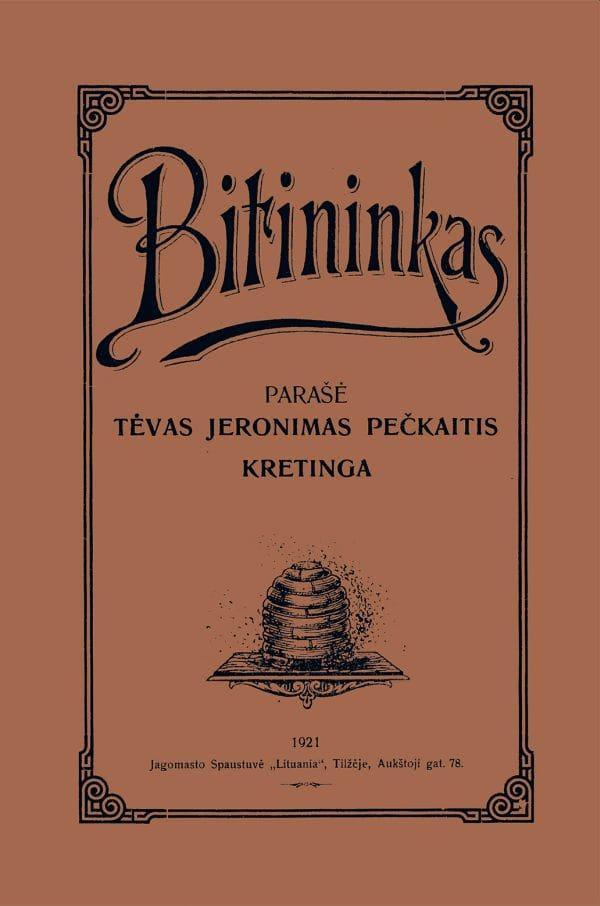 Bitininkas   Tėvas Jeronimas Pečkaitis