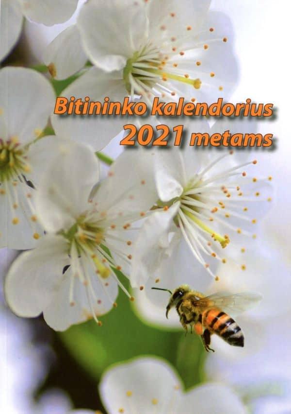 Bitininko kalendorius 2021 metams | Vytautas Salinka
