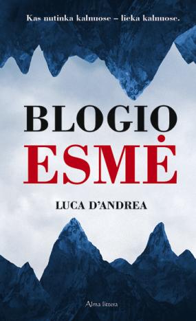 Blogio esmė | Luca D'Andrea