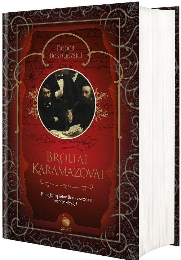 Broliai Karamazovai | Fiodoras Dostojevskis