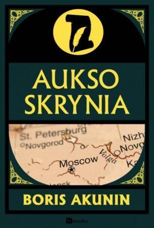 Aukso skrynia   Boris Akunin