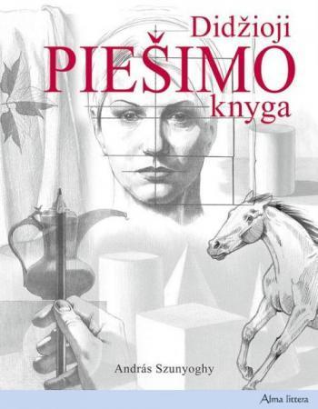 Didžioji piešimo knyga | Andra's Szunyoghy