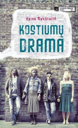 Kostiumų drama | Vaiva Rykštaitė