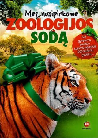 Mes nusipirkome zoologijos sodą | Benjamin Mee