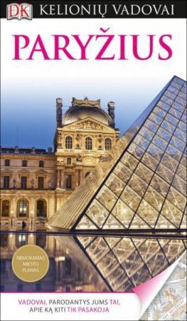 Paryžius. Kelionių vadovas |