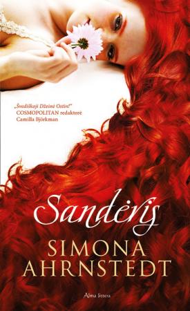 Sandėris | Simona Ahrnstedt