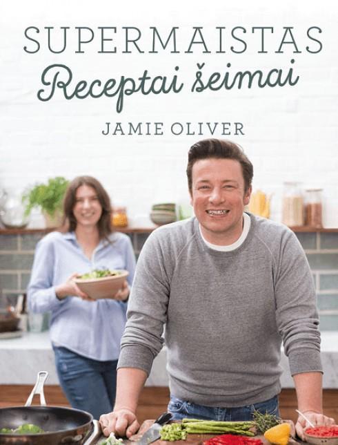Supermaistas. Receptai šeimai | Jamie Oliver