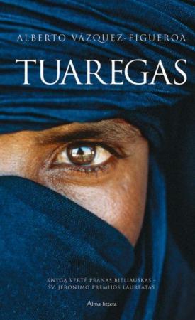Tuaregas | Alberto Vazquez-Figueroa