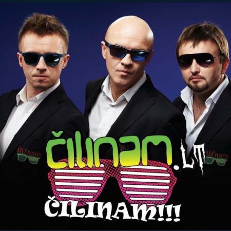 Čilinam! (CD)   Čilinam
