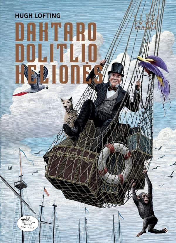 Daktaro Dolitlio kelionės | Hugh Lofting