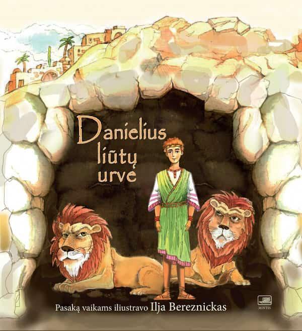 Danielius liūtų urve   Ilja Bereznickas