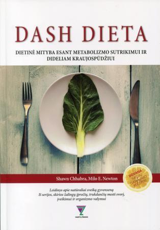 Dash dieta   Shawn Chhabra, Milo E. Newton