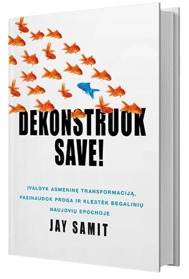 Dekonstruok save | Jay Samit
