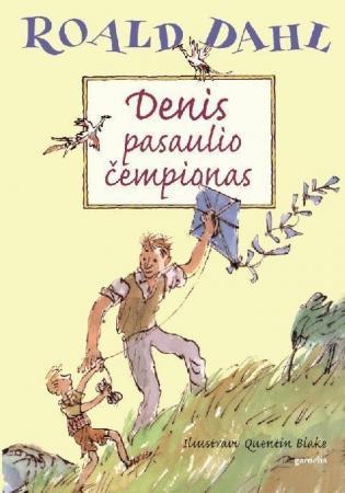 Denis pasaulio čempionas | Roald Dahl