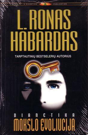 Dianetika: mokslo evoliucija   L. Ronas Habardas