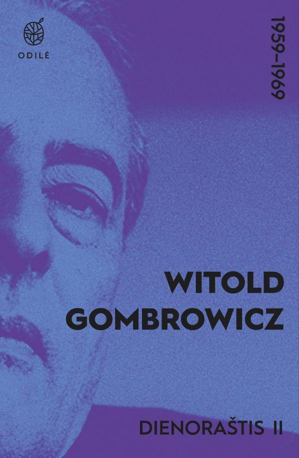 Dienoraštis 2, 1959–1969 | Witold Gombrowicz