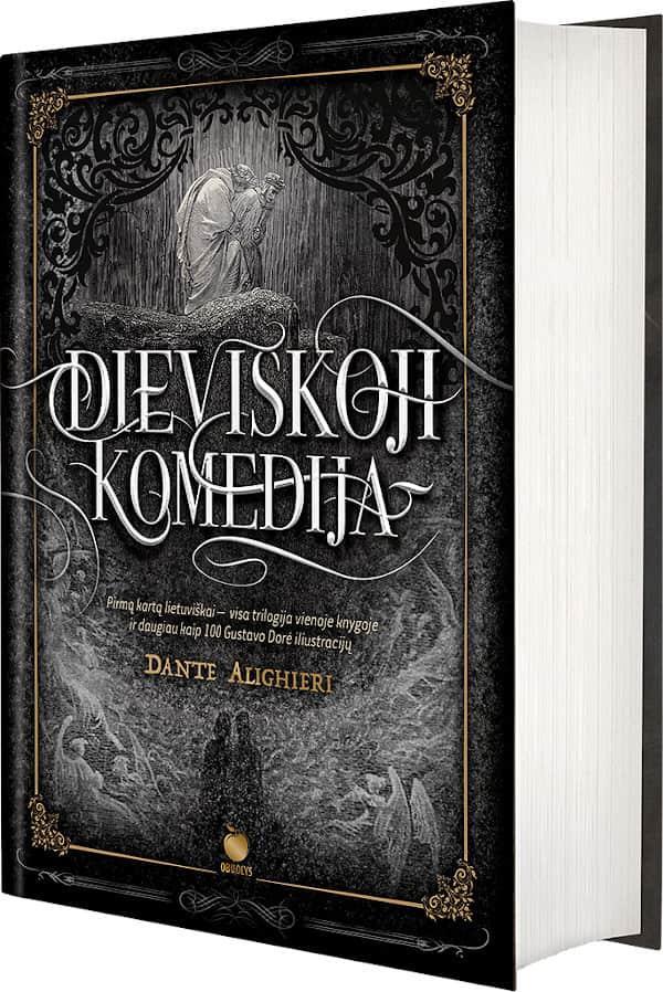 Dieviškoji komedija   Dantė Aligjeris (Dante Alighieri)