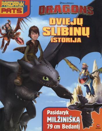 Dragons. Dviejų slibinų istorija  
