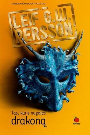 Tas, kuris nugalės drakoną | Leif G. W. Persson