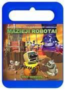 Mažieji robotai (DVD)   Animacinis filmas