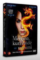 Mergina, kuri žaidė su ugnimi (DVD) |