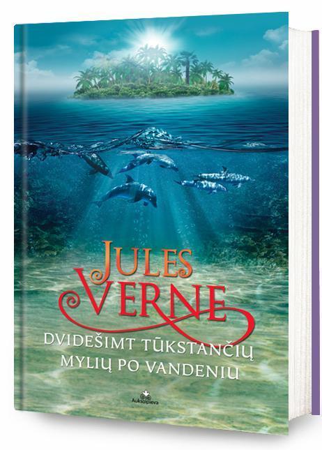 Dvidešimt tūkstančių mylių po vandeniu | Jules Verne (Žiulis Vernas)