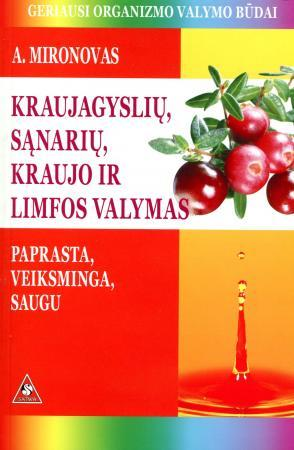 Kraujagyslių, sąnarių, kraujo ir limfos valymas | Andrejus Mironovas