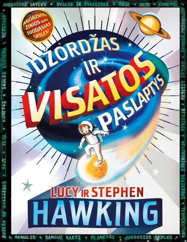 Džordžas ir Visatos paslaptys   Lucy ir Stephen Hawking