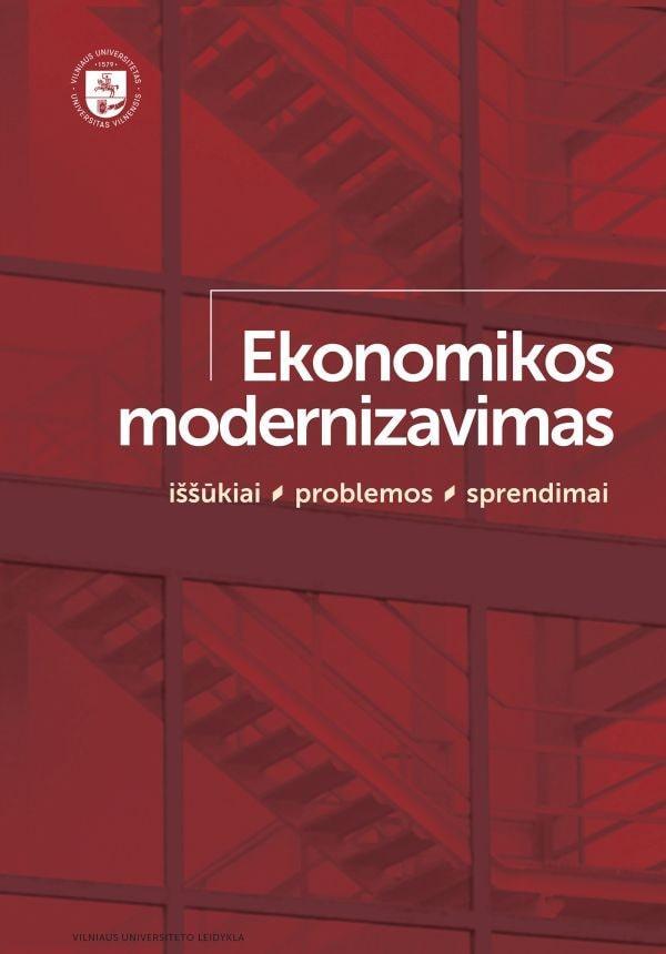 Ekonomikos modernizavimas: iššūkiai, problemos, sprendimai   Borisas Melnikas