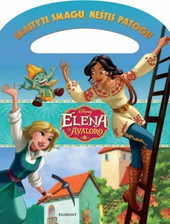 Elena iš Avaloro. Skaityti smagu, neštis patogu |
