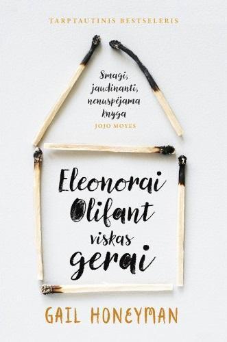 Eleonorai Olifant viskas gerai | Gail Honeymajn