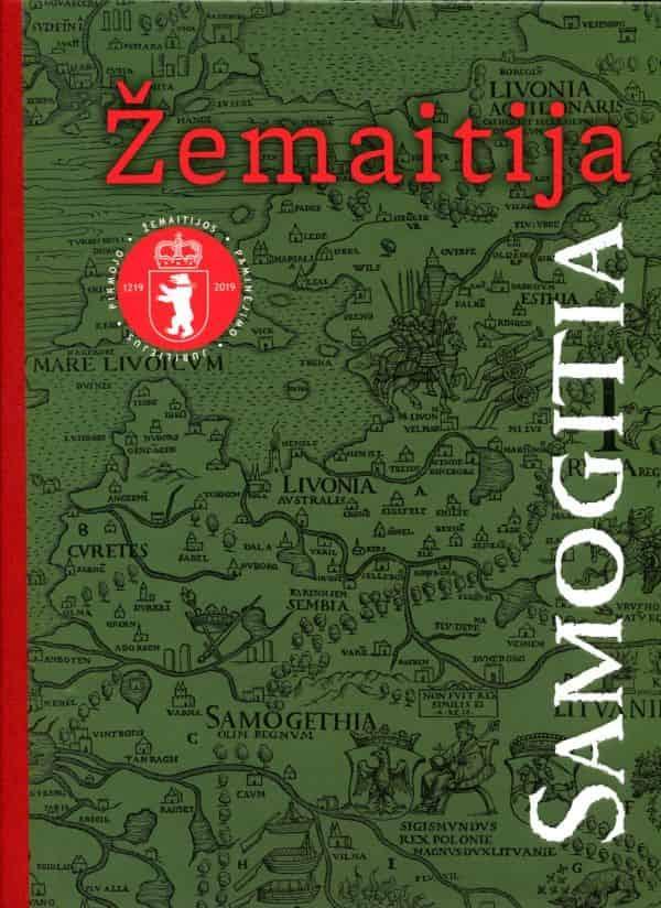 Žemaitija. Samogitia | Adomas Butrimas, Marius Iršėnas