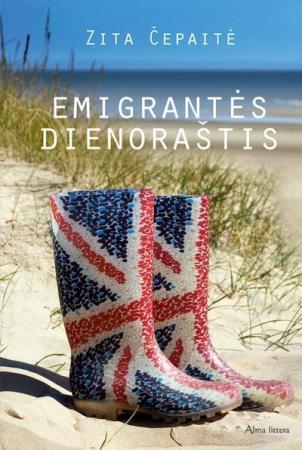 Emigrantės dienoraštis | Zita Čepaitė