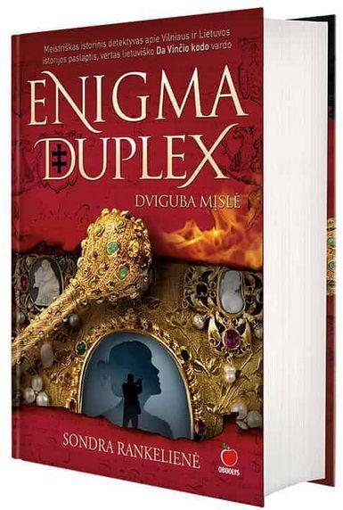 Enigma duplex | Sondra Rankelienė